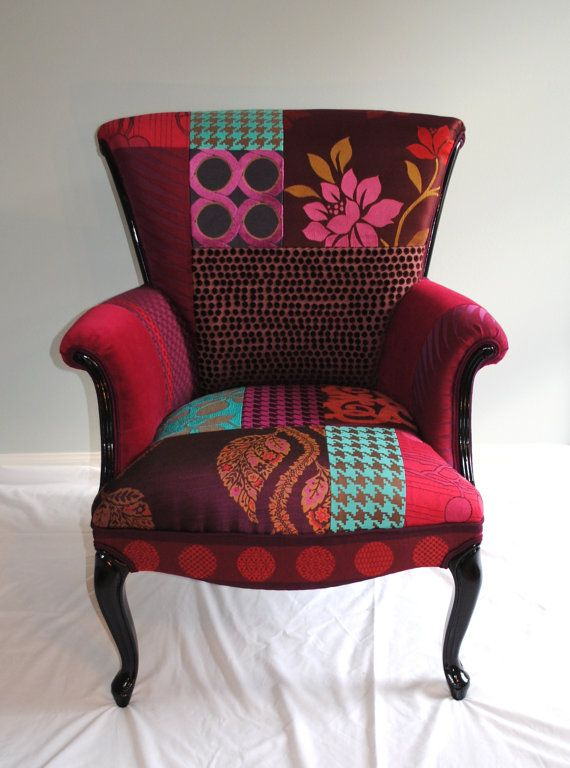 Designer Guild Sessel 25+ Best Ideas About Patchwork Chair On Pinterest