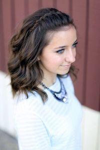 17 Best ideas about School Hairstyles on Pinterest ...