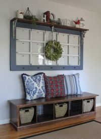 25+ best ideas about Entryway Bench Storage on Pinterest ...