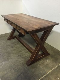 25+ Best Ideas about Rustic Desk on Pinterest | Reclaimed ...