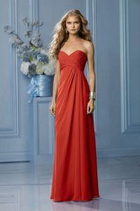 25+ best ideas about Burnt Orange Bridesmaid Dresses on ...