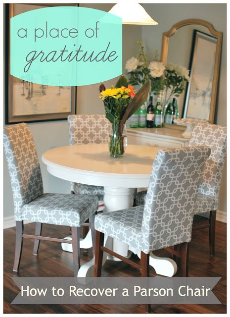 1000+ Ideas About Recover Dining Chairs On Pinterest | Reupholster