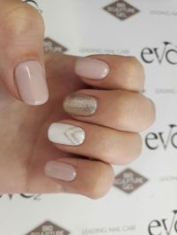 25+ best ideas about Gold Gel Nails on Pinterest | Sparkle ...