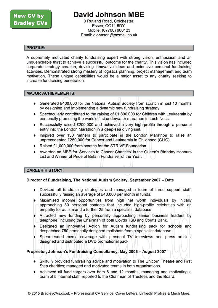 best resume profile statements