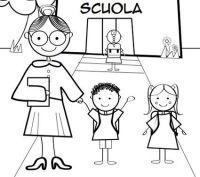 Disegni da colorare per i vostri bambini - scuola ...