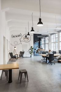 17+ best ideas about Cool Office Decor on Pinterest | Blue ...