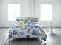 Pantone Digital Hydrangea Duvet | Blissful Bedding ...