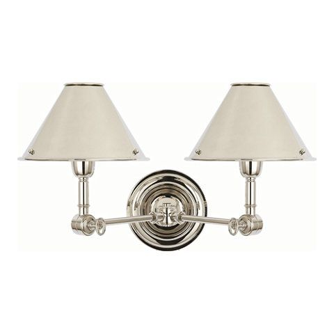 Anette double sconce wall lamps sconces lighting