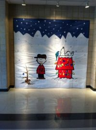 Charlie Brown Christmas | My Bulletin Boards | Pinterest ...