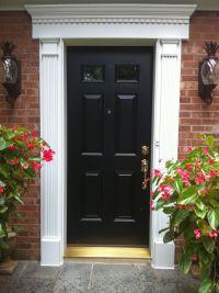 17 Best ideas about Exterior Door Trim on Pinterest ...