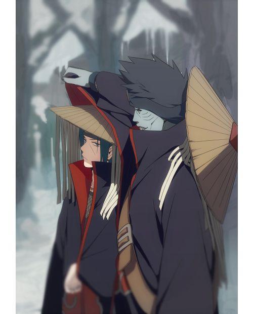 Cute Love Cartoon Couples Wallpapers Itachi And Kisame Naruto Pinterest Posts Fireflies