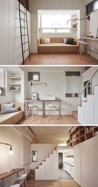 Best 25+ Small Apartment Design ideas on Pinterest ...