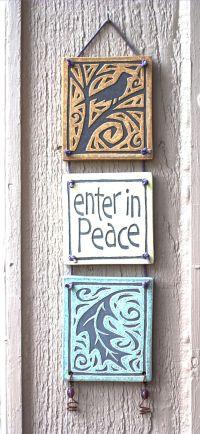 25+ best ideas about Ceramic tile art on Pinterest ...