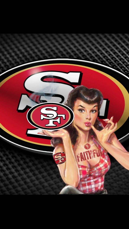 49er Wallpaper Girl 17 Best Images About A Die Hard 49er S Fan On Pinterest