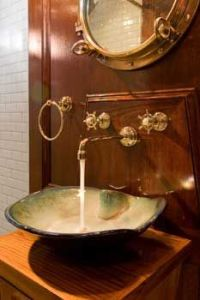 1000+ images about cool sinks on Pinterest | Nautical bath ...