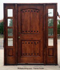 17+ best ideas about Rustic Front Doors on Pinterest ...