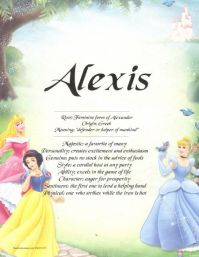 alexis+name | Alexis Name Meaning http://www.epier.com ...