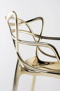 25+ Best Ideas about Gold Chairs on Pinterest | Chair bed ...