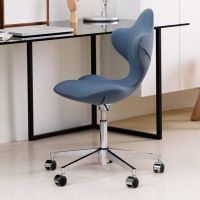 Simple Fabric Modern Office Chairs Decor Plus Black Office ...