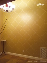 17 Best ideas about Moroccan Wall Stencils on Pinterest ...