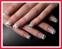 1000+ ideas about White Tip Nail Designs on Pinterest ...