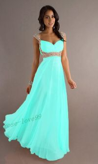 25+ best ideas about Aqua prom dress on Pinterest ...