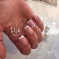 17 Best ideas about Gel French Manicure on Pinterest ...