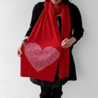74 best images about Heart scarves on Pinterest | Scarves ...
