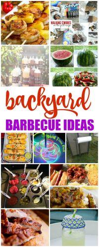 Best 25+ Backyard bbq ideas on Pinterest