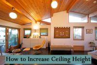 raise ceiling height | www.energywarden.net