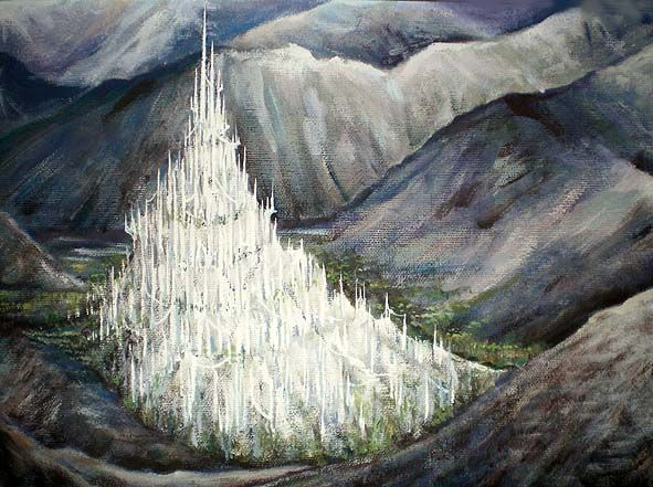 3d Fountain Wallpaper 17 Best Images About Gondolin On Pinterest Alan Lee