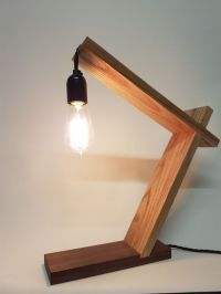 25+ best ideas about Wooden lamp on Pinterest | Natural ...
