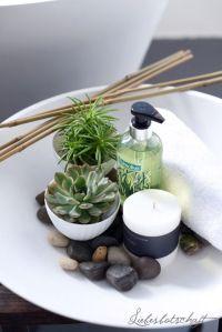 Die besten 17 Ideen zu Dekoration Badezimmer auf Pinterest ...