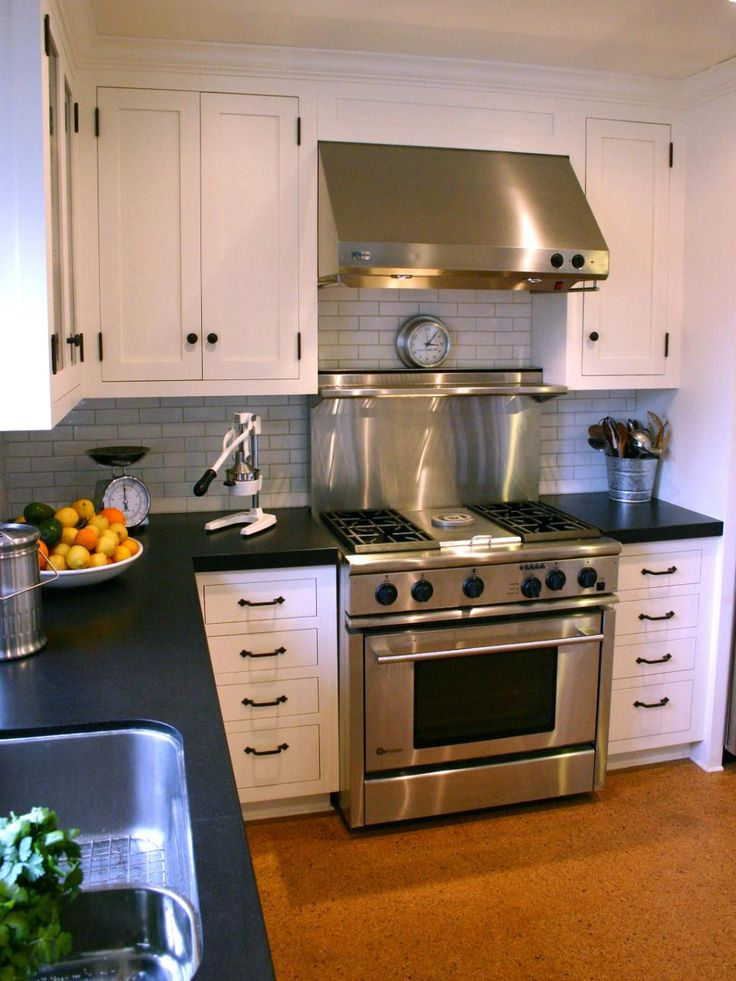 Kitchen Bamboo Cabinet Granite Countertop 5 Most Popular Kitchen Layouts | Countertops, Kitchen