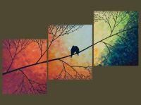 Best 20+ Bird Canvas Paintings ideas on Pinterest | Bird ...