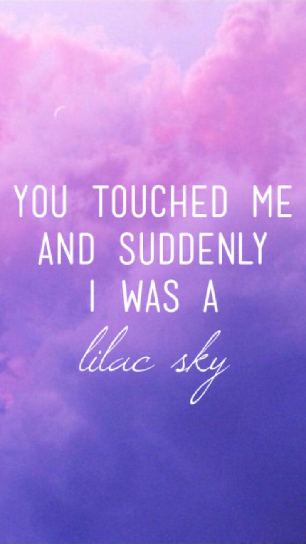 Bts Wallpaper Windows 10 Quote Colors By Halsey Lyrics Lock Screen Cute Pinterest