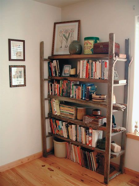 25 Best Ideas About Old Ladder On Pinterest Old Wooden