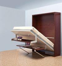 25+ best ideas about Murphy bed desk on Pinterest   Murphy ...