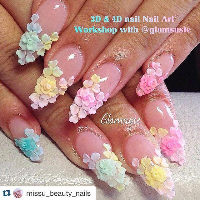 25+ best ideas about 3d Nails Art on Pinterest