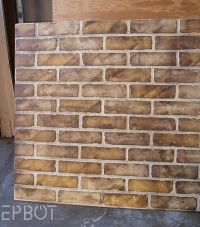 17 Best ideas about Brick Paneling on Pinterest | Faux ...