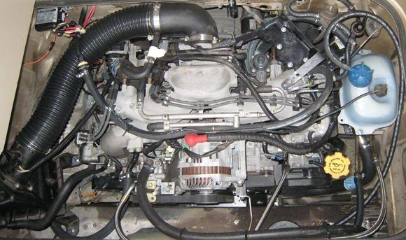 vanagon engine sheet metal diagram