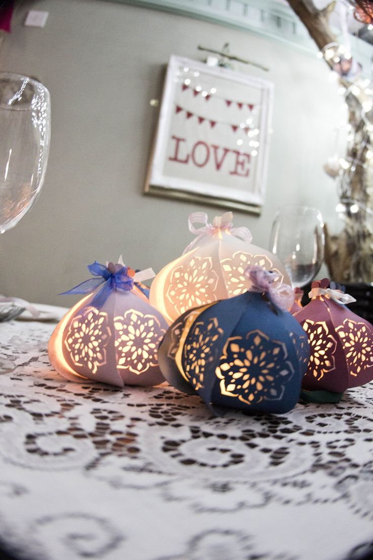 25 Best Ideas About Paper Lantern Decorations On