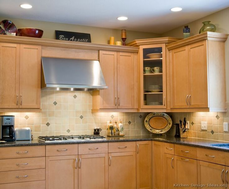 78 Best Images About Light Wood Kitchens On Pinterest