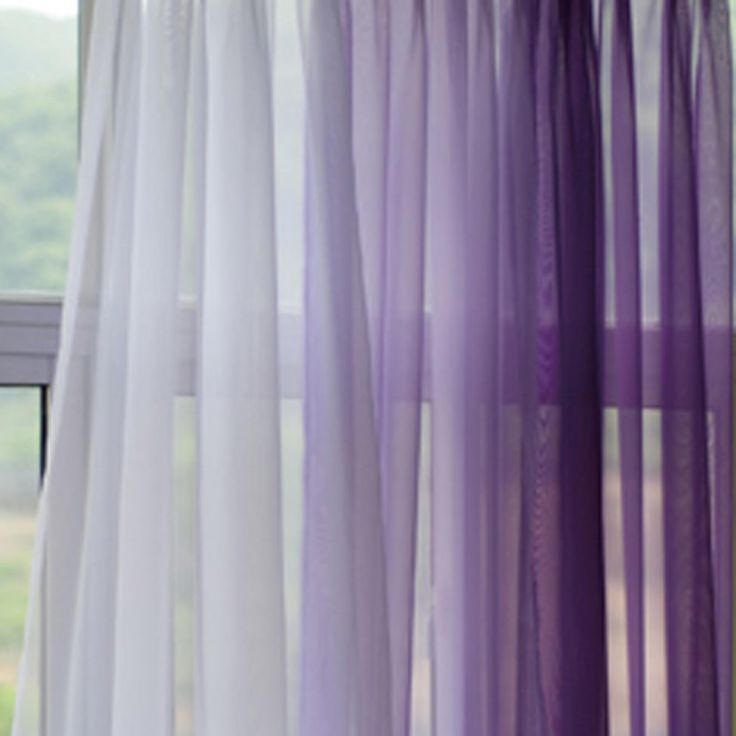 25+ best ideas about Purple curtains on Pinterest