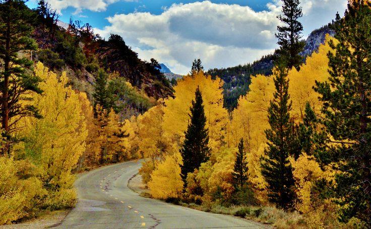 Multnomah Falls Oregon Winter Wallpaper Fall Color Near My Hometown Bishop Ca South Fork