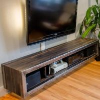 The 25+ best ideas about Floating Entertainment Center on ...