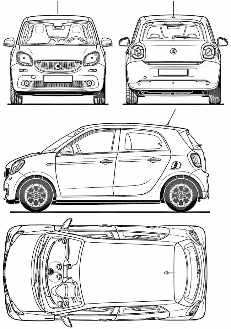 schema motor smart forfour