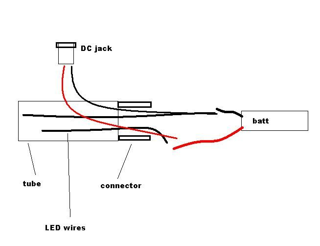 barrel jack wiring diagram