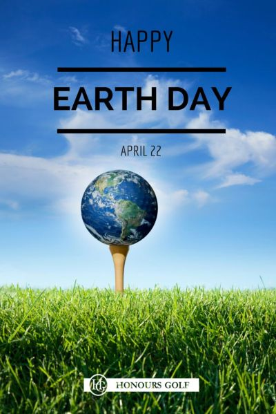 Happy Earth Day! Golf courses are professionally managed landscapes where environmental ...