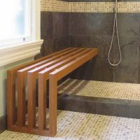 25+ best ideas about Shower Benches on Pinterest | Large ...